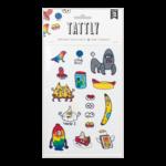 Tattly Goofy Doodles Tattly Sheet