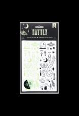 Tattly Glow In The Dark Tattly Sheet