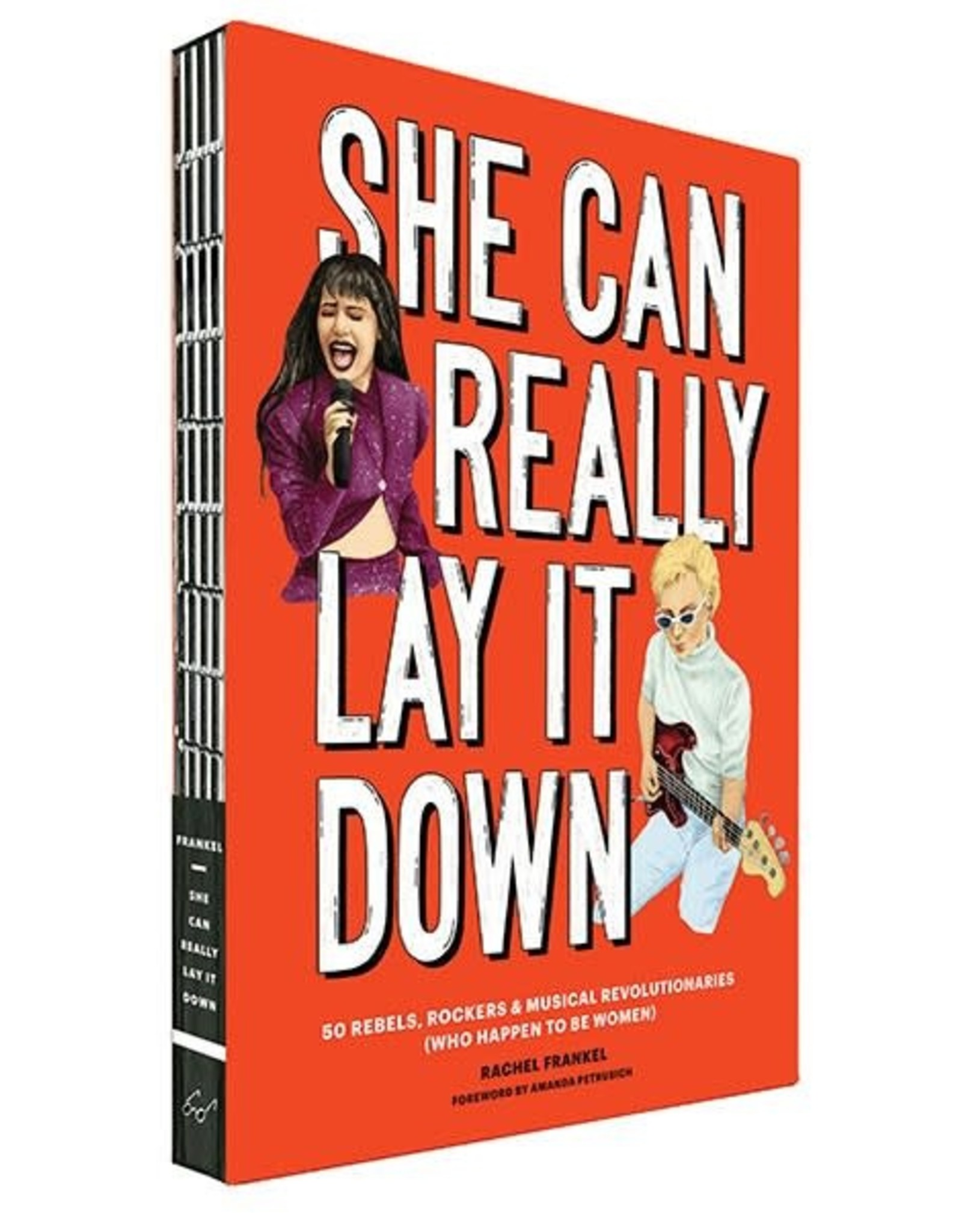 Chronicle Books She Can Really Lay it Down