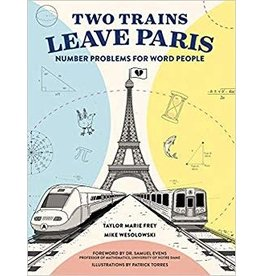 Abrams Two Trains Leave Paris
