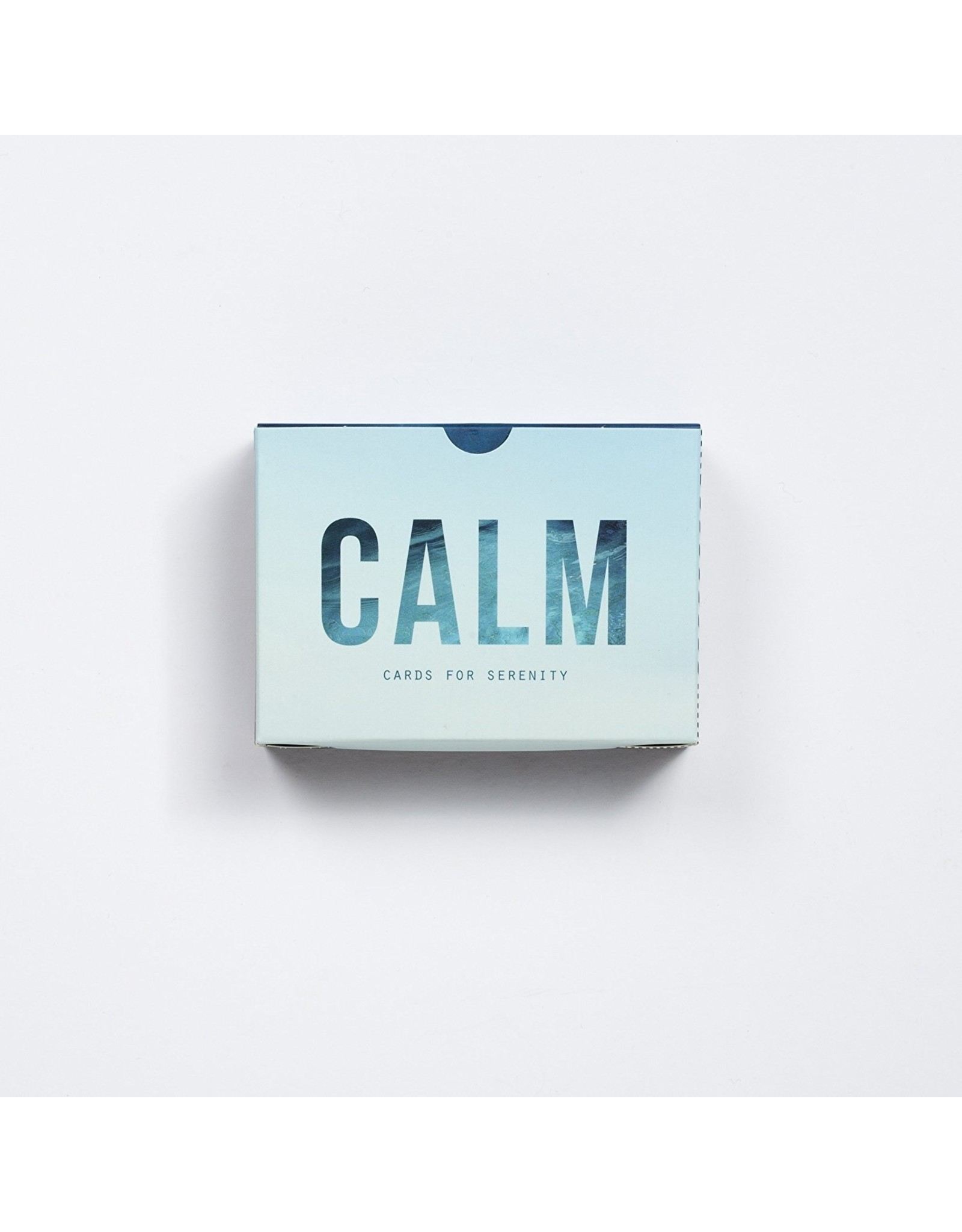 "Neo Utility ""Calm"" Pocket Prompt Cards"