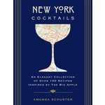 Simon and Schuster New York Cocktails