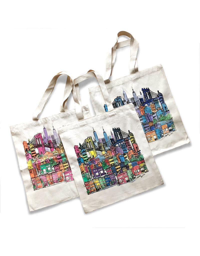 Brooklyn Bell Tower Bell Tower Tote