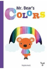 Chronicle Books Mr. Bear's Colors