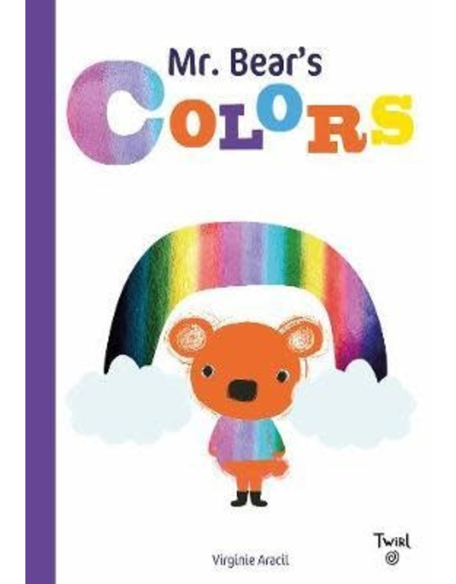 Chronicle Books Mr. Bear's Colors