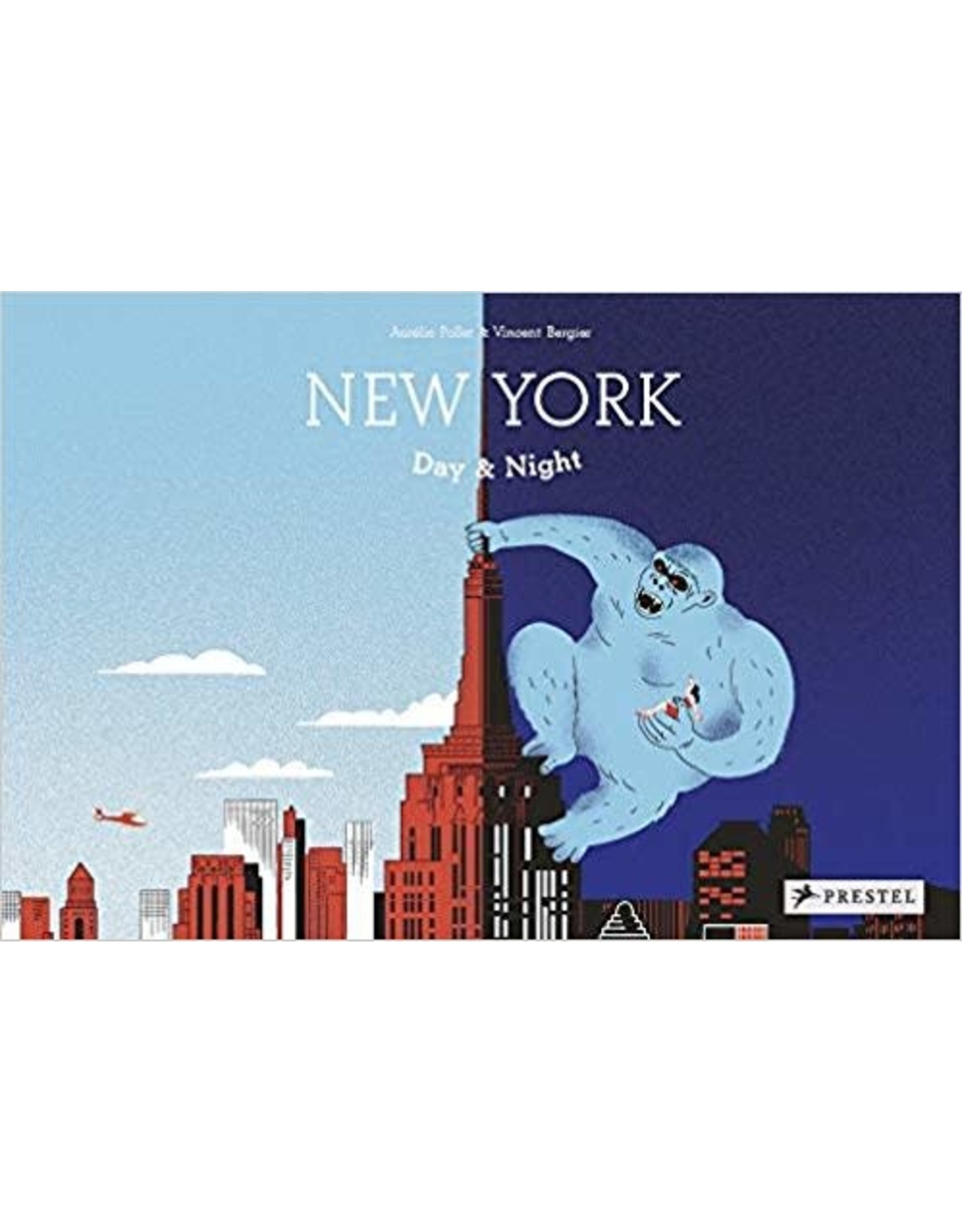 Penguin Random House New York Day & Night