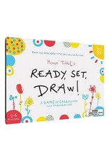 Chronicle Books Ready, Set, Draw