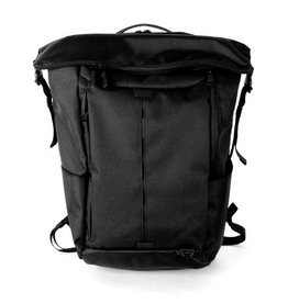 Molla Space Axis Backpack in Black