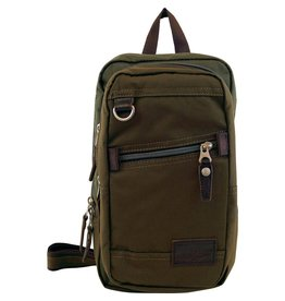 Molla Space Ranger Sling Pack in Khaki