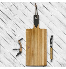 Gentleman's Hardware Cheese Board Gift Set