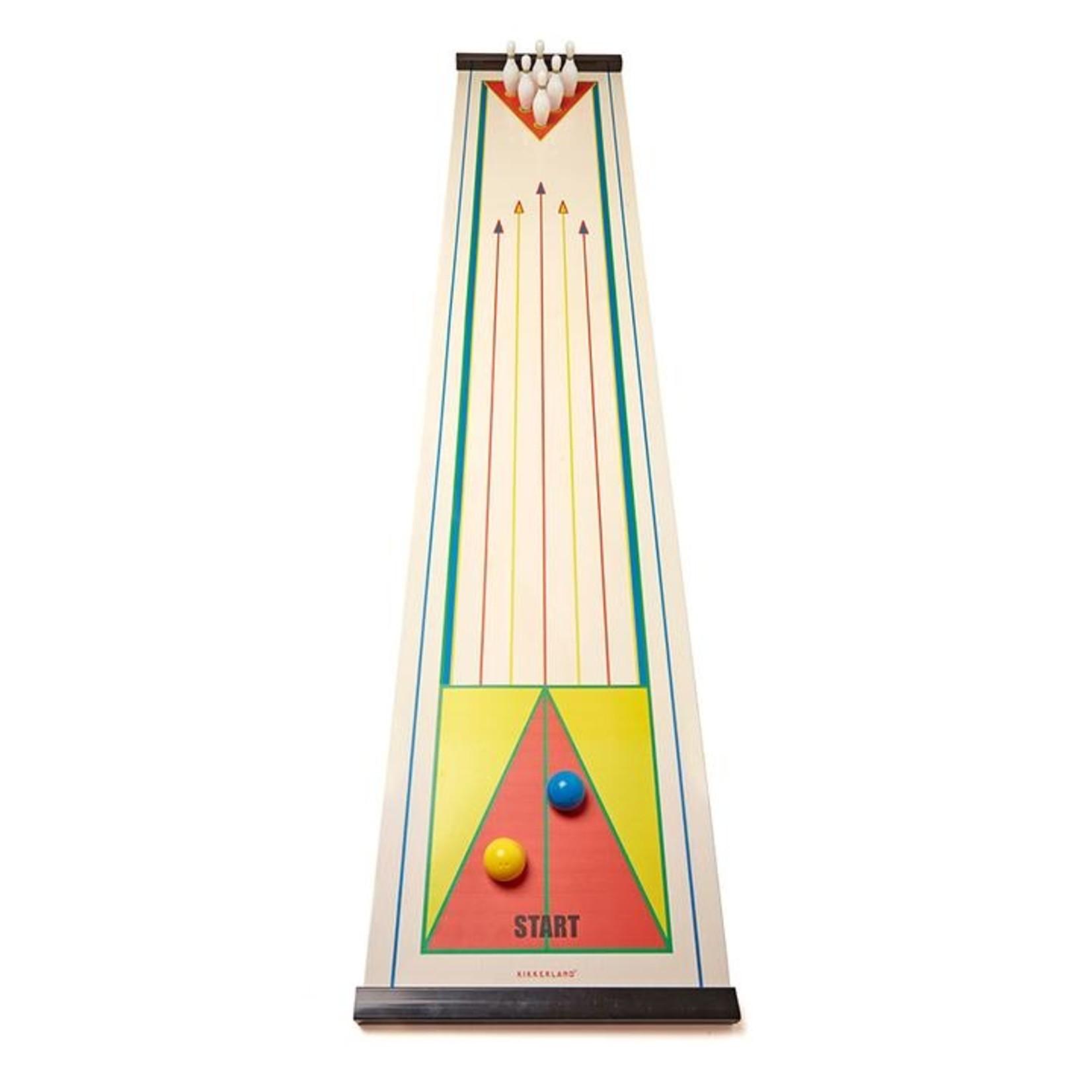 Kikkerland Tabletop Bowling