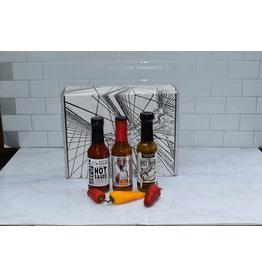 Exit9 Gift Emporium Hot Sauce Trio #2