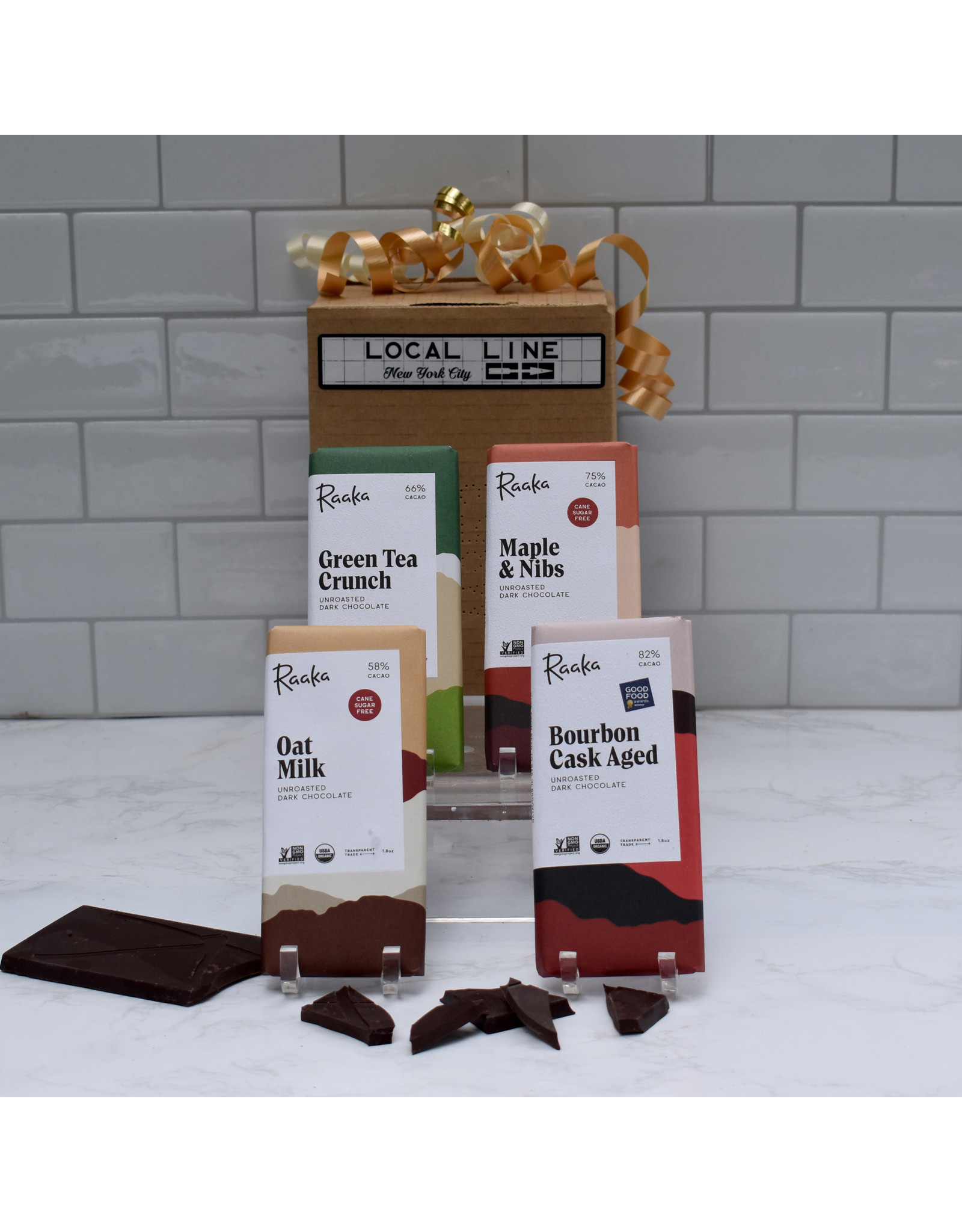 Exit9 Gift Emporium Chocolate Purists Gift Box