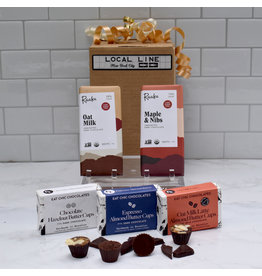 Exit9 Gift Emporium Brooklyn Chocolate Sampler Box