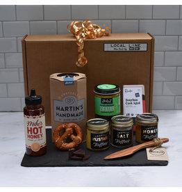 Exit9 Gift Emporium Nosh Plate Box (Large)