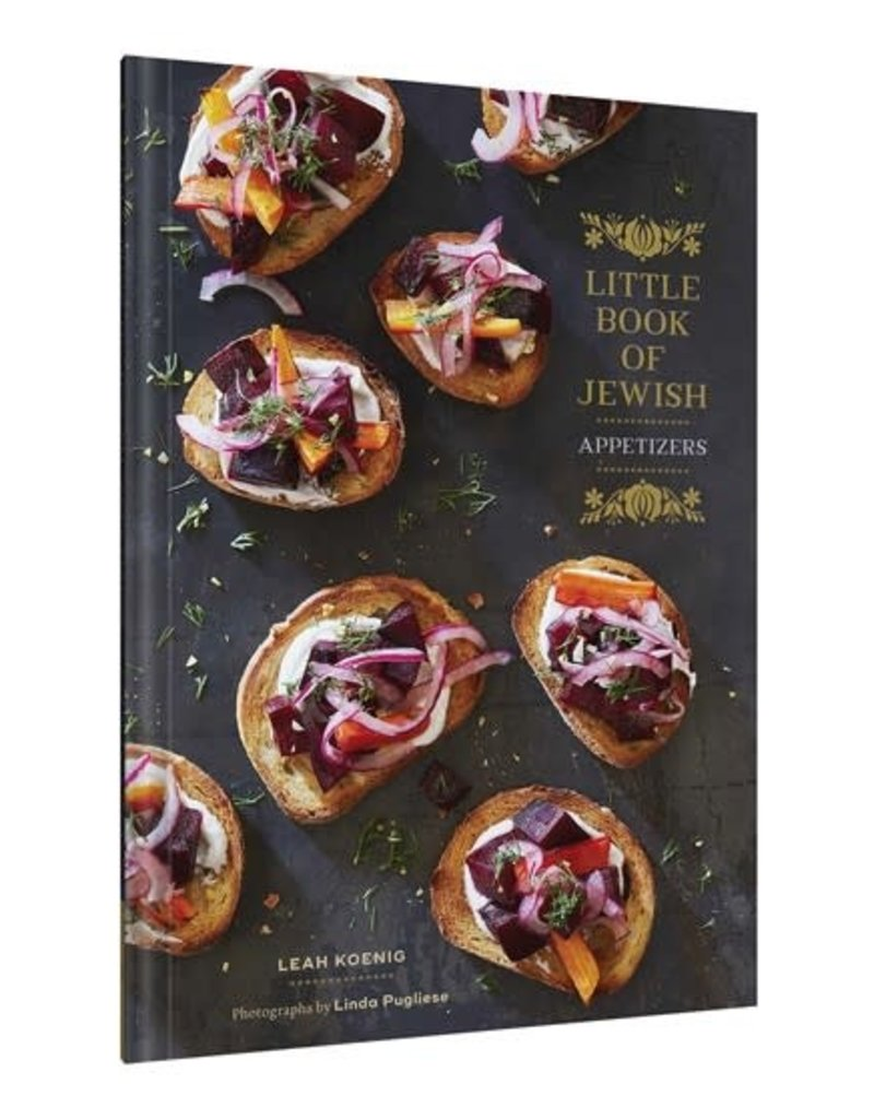 Chronicle Books Little Book of Jewish Appetizers