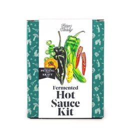 Farm Steady Fermented Hot Sauce Kit