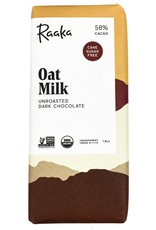 Raaka Oat Milk Chocolate Bar
