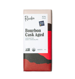 Raaka Bourbon Chocolate Bar