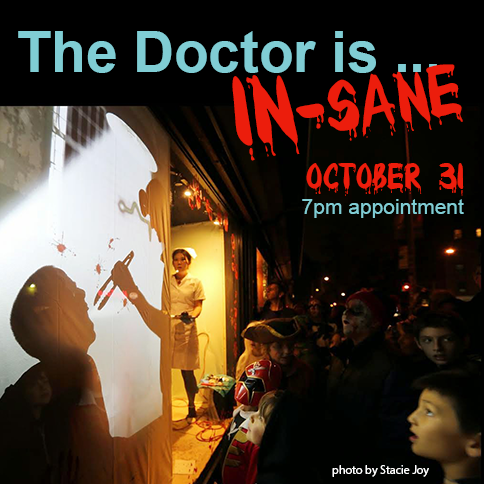 The Doctor is In-Sane