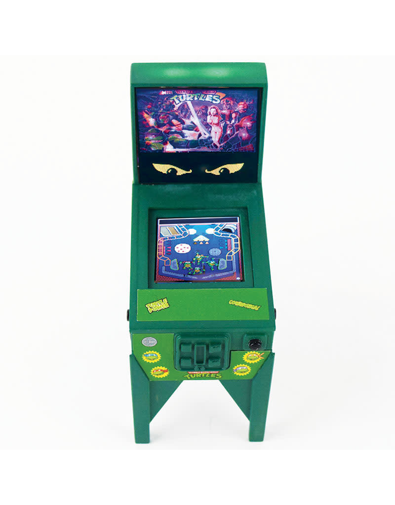 Super Impulse TMNT Mini Pinball