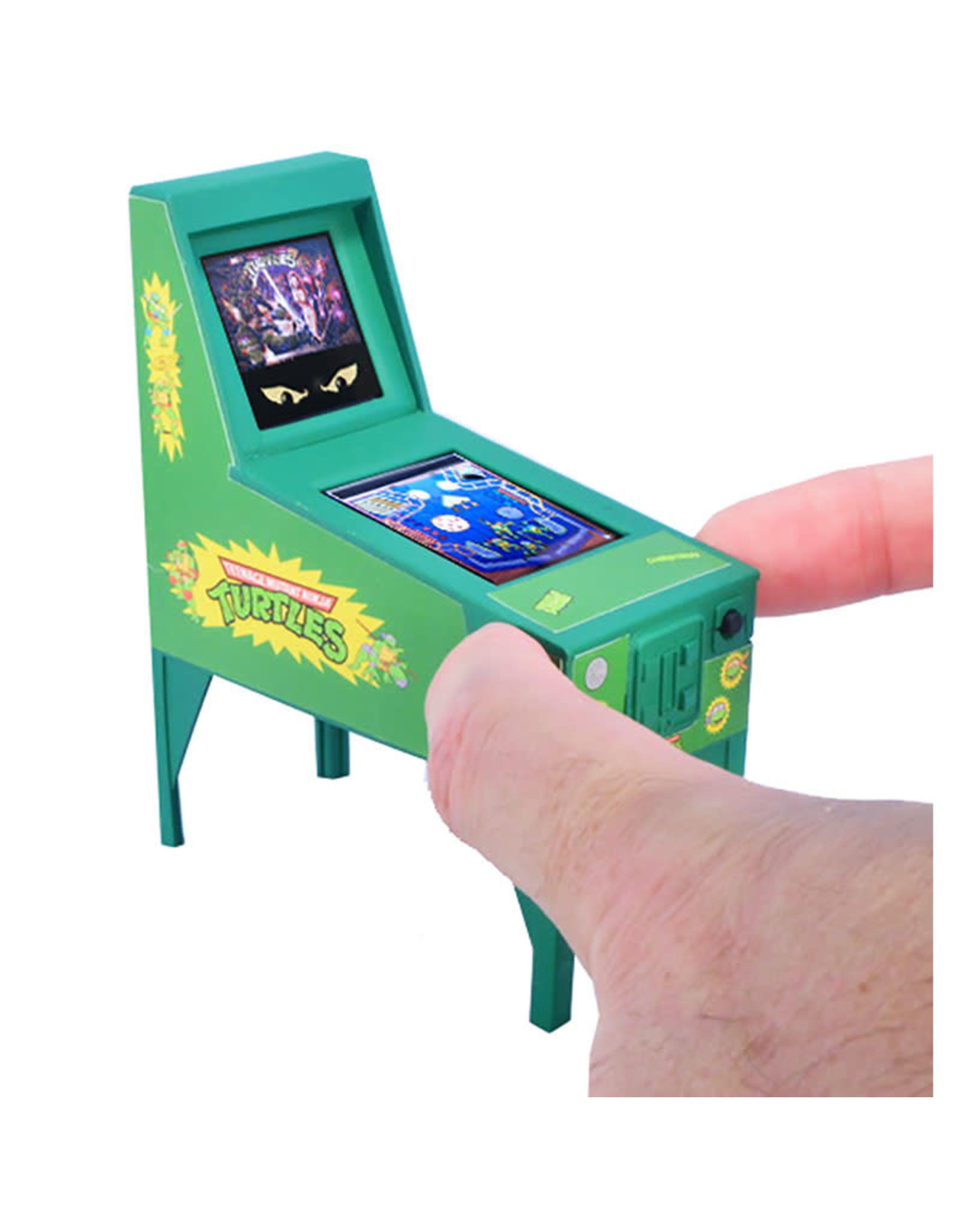 Super Impulse TMNT Mini Pinball