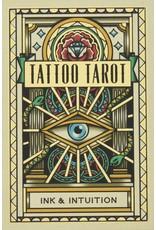 Chronicle Books Tattoo Tarot Deck