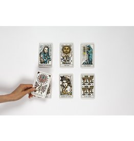 Chronicle Books Tattoo Tarot Deck