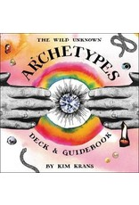 HarperCollins The Wild Unknown Archetypes Deck & Guidebook