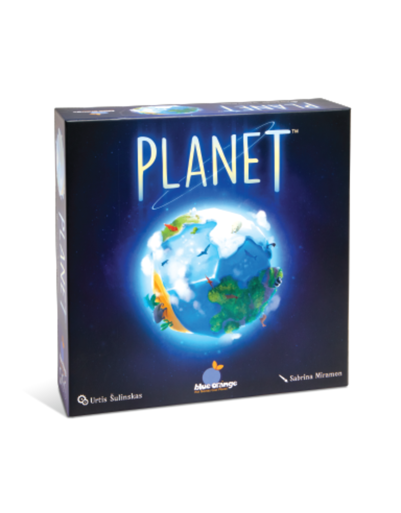 Blue Orange Games Planet - Family Strategy Game