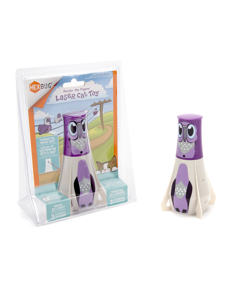 Innovation First Pester Pigeon Laser Cat Toy