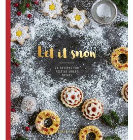 Chronicle Books Let It Snow Cookie Book