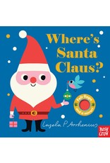 Penguin Random House Where's Santa Claus?