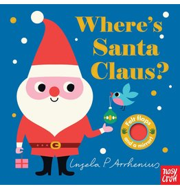 Penguin Random House Where's Santa Claus?