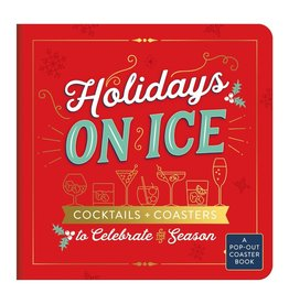 "Hachette ""Holidays on Ice"" Coaster Book"