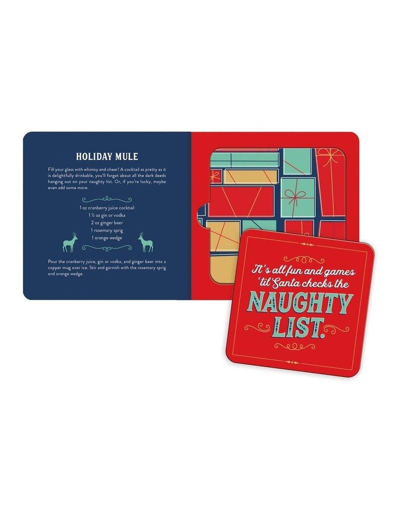 "Hachette ""Holidays on Ice"" Coaster Book"