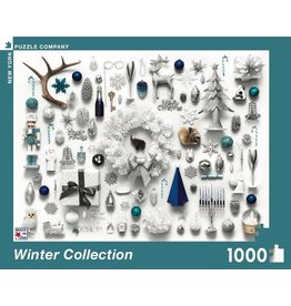 New York Puzzle Company Winter Collection Puzzle