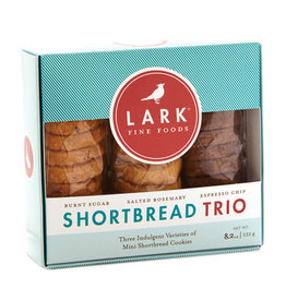 Lark Fine Foods Lark Shortbread  Holiday Trio