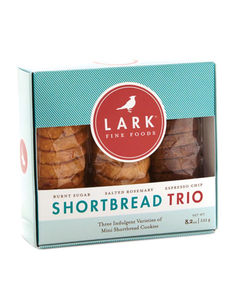 Lark Fine Foods Lark Shortbread  Holiday Trio