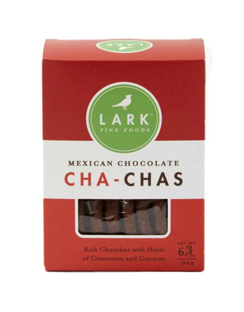 Lark Fine Foods Mexican Chocolate Cha Chas