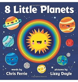 Sourcebooks Eight Little Planets