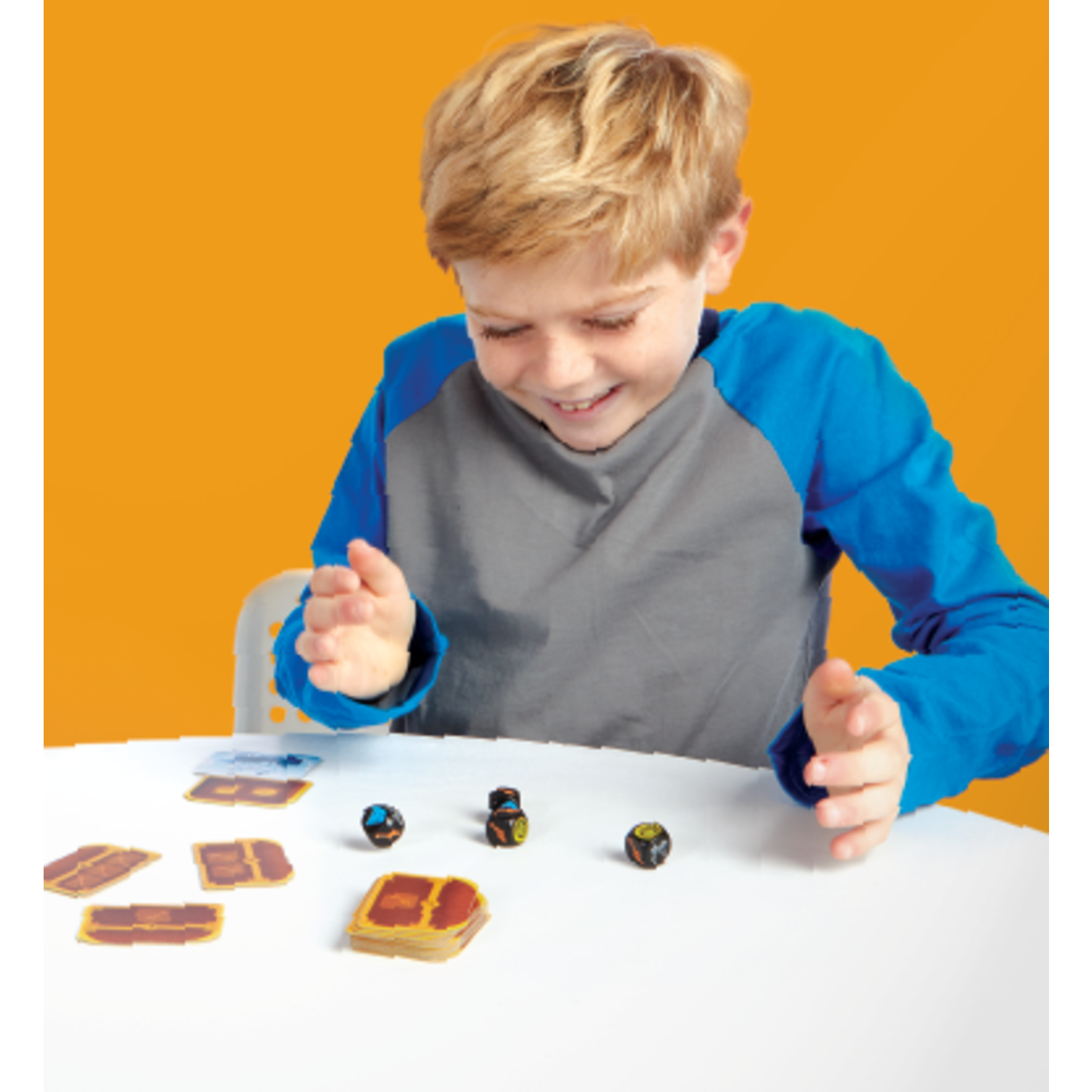 Blue Orange Games Oh My Gold!