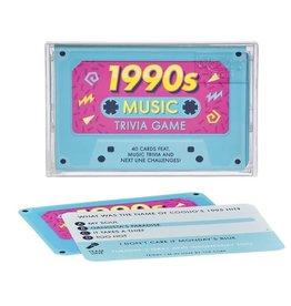 Ridley's 1990s Trivia Tape Quiz