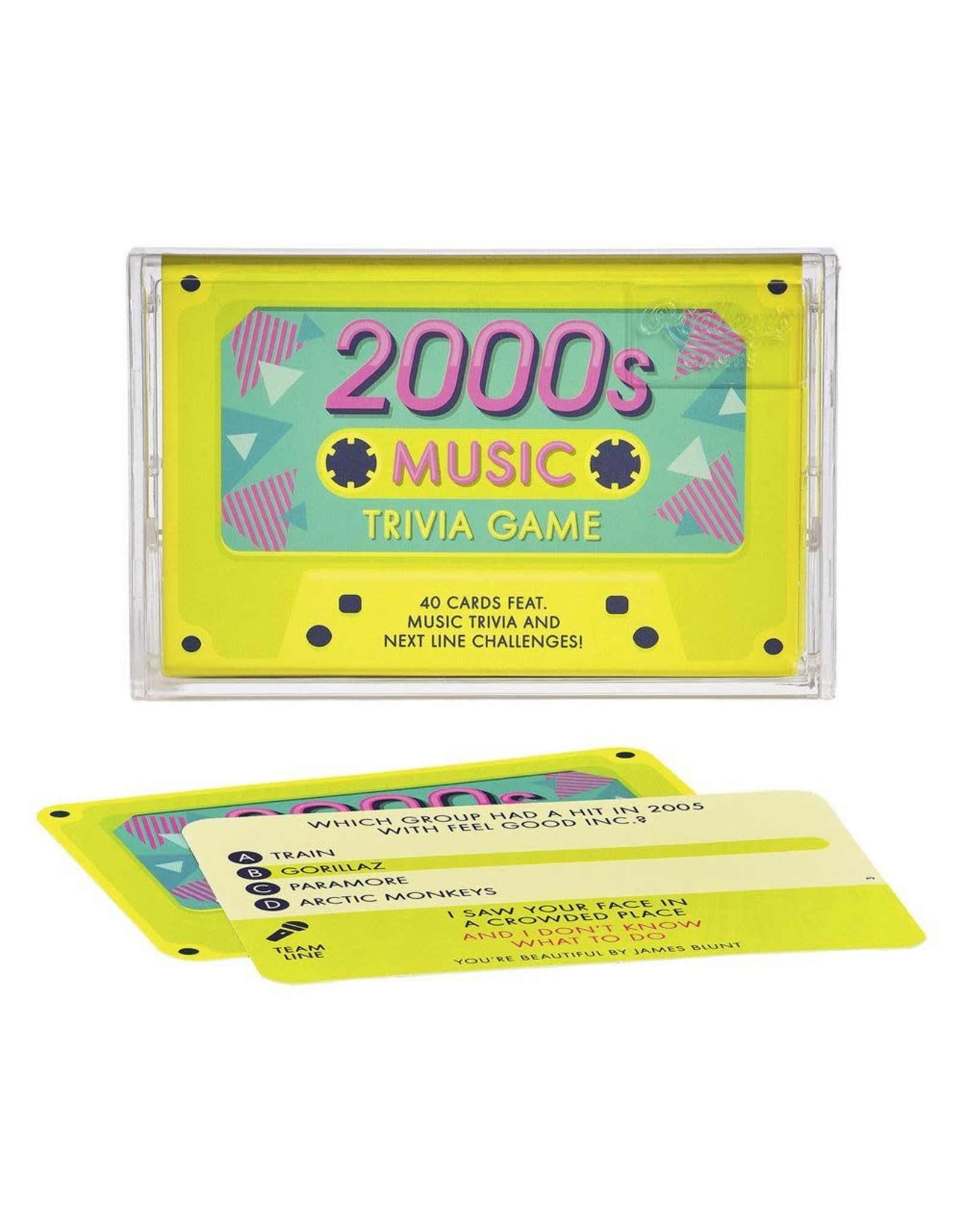 Ridley's 2000s Music Trivia Game