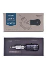 Gentleman's Hardware 12 in 1 Screwdriver
