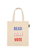 "Out Of Print ""Get PoLITical"" Tote"