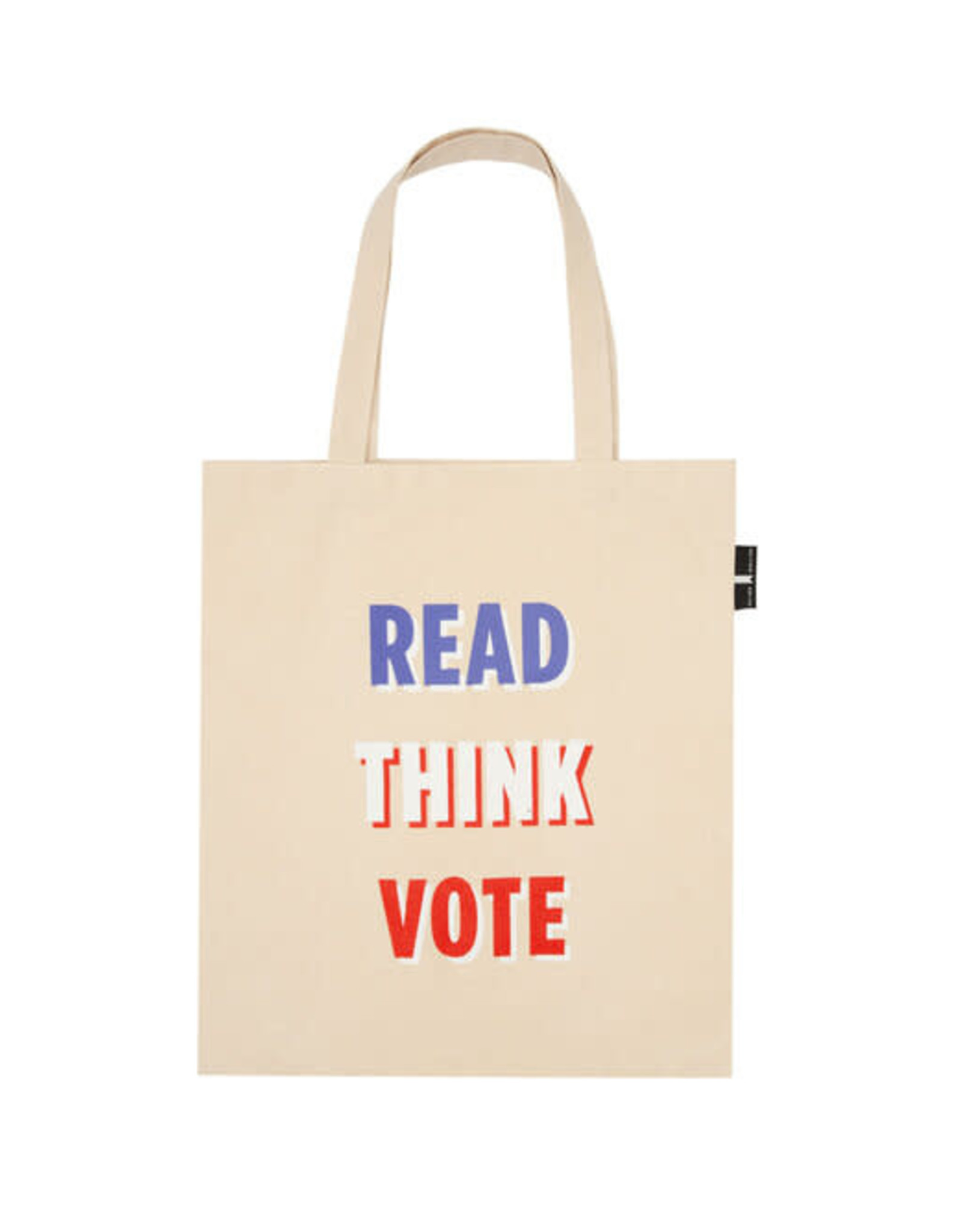 """Out Of Print """"Get PoLITical"""" Tote"""