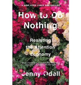 Penguin Random House How to Do Nothing