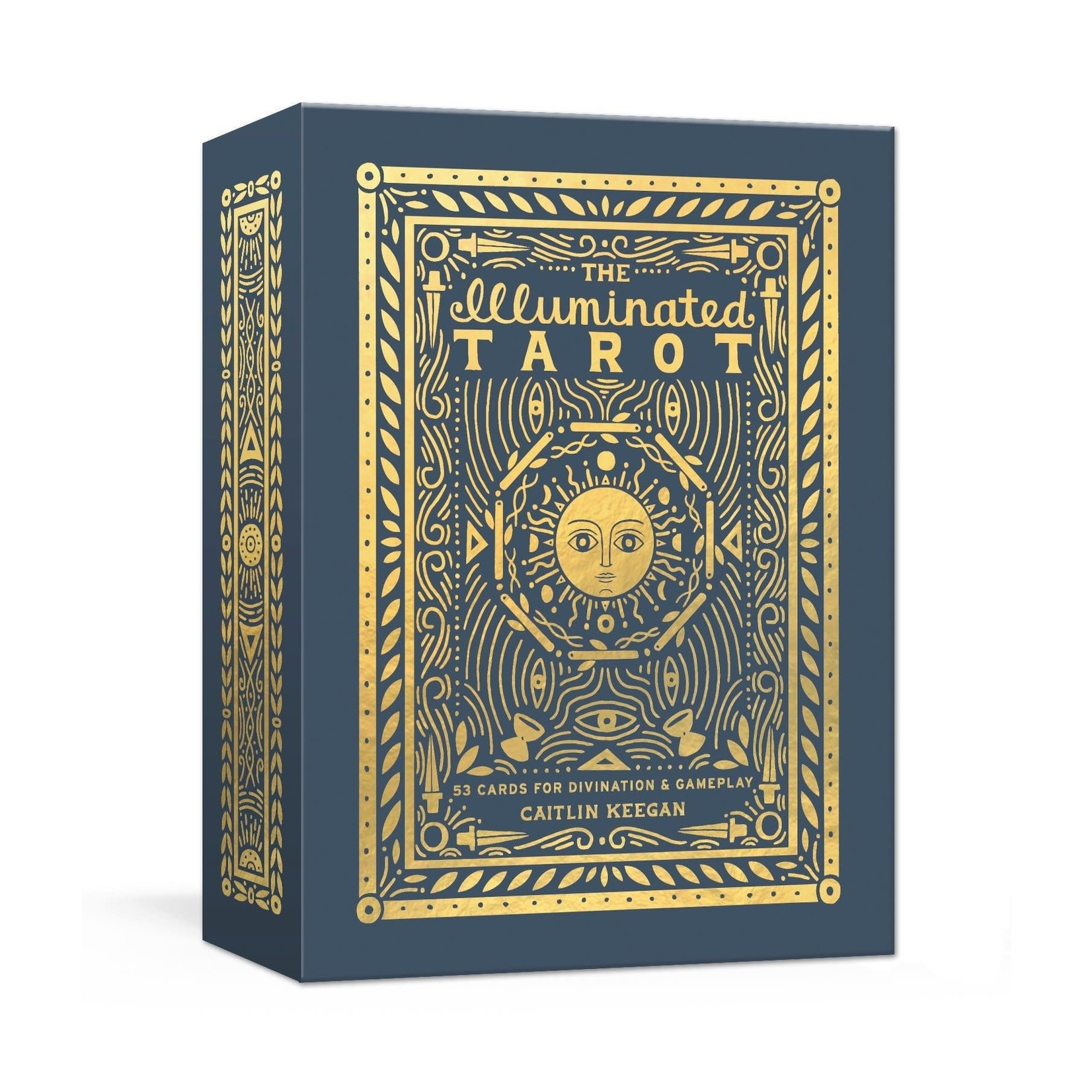 Penguin Random House The Illuminated Tarot (DNR)
