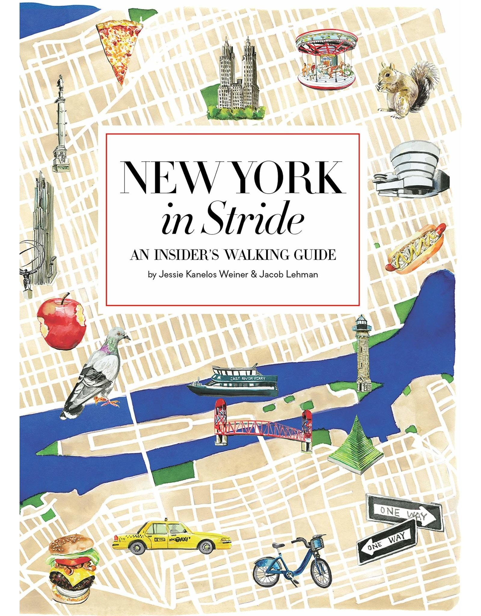 Penguin Random House New York in Stride - An Insider's Walking Guide